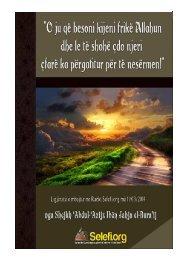 O ju që besoni kijeni frikë Allahun