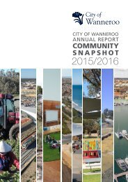 Annual Report Community Snapshot 2015/2016