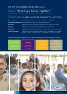 Annual Report Community Snapshot 2015/2016 - Page 5