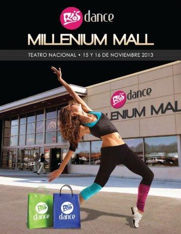 Rios Dance Mall Brochure