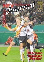 Ausgabe 10-2010 - Niedersächsischer Fußballverband