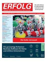 Erfolg_Ausgabe Nr. 2/3 - Feb/Mar 2017