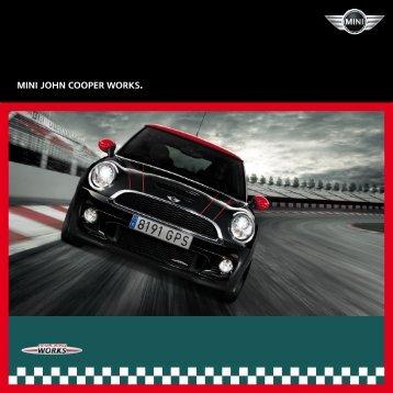 mINI John Cooper works. - MINI.com.sg
