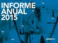 INFORME ANUAL 2015