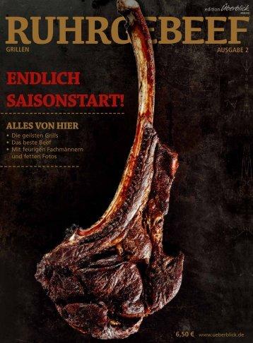 Leseprobe: Ruhrgebeef - Vol 2