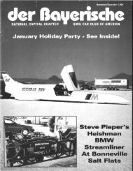 Steve Pieper's Heishman BMW Streamliner At Bonneville Salt Flats