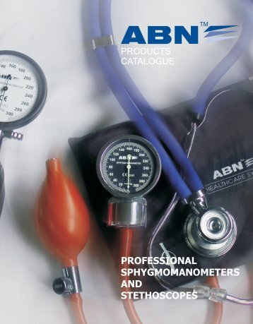 professional sphygmomanometers and stethoscopes - ABN Medical
