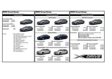 BMW Group Norge. BMW Group Norge. BMW Group Norge.
