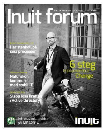 Inuit Forum 1-2015