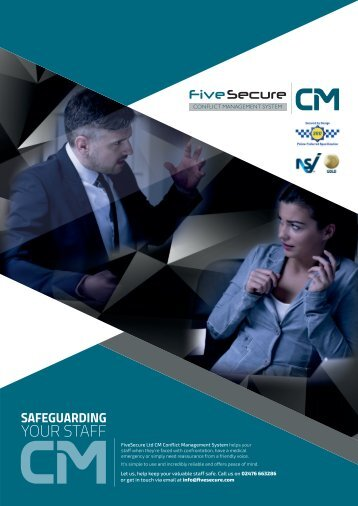 FiveSecure CM - Conflict Management System