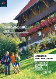 Mittlerer Schwarzwald 2017