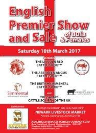 Premier Show Sale