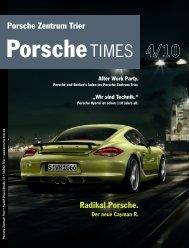 Porsche Zentrum Trier