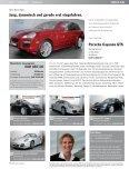 Radikal Porsche. Der neue Cayman R. Unser Winterpflege Hol - Seite 3