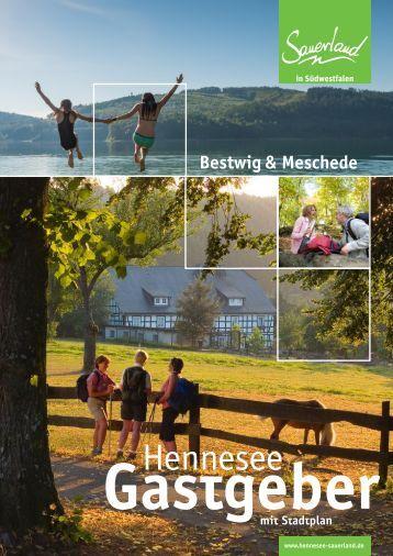 Gastgeberverzeichnis 2017 Hennesee