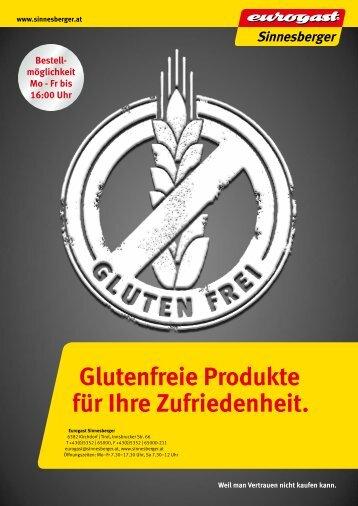 Katalog Glutenfrei 2016
