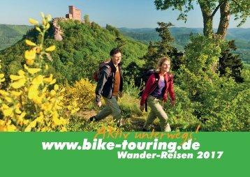 Wander Reisen bike-touring.de 2017