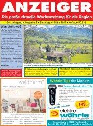 Anzeiger Ausgabe 9/17