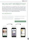 WLAN-Marketing mit MeinHotspot - Seite 3