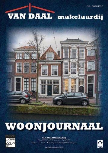 Van Daal Woonjournaal #15, maart 2017