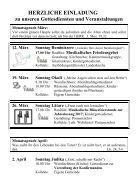 Kirchenbote März, April 2017 - Page 4