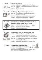 Kirchenbote März, April 2017 - Page 5