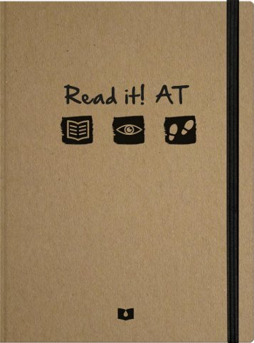 Jung: Read it! AT - Bibelleseplan mit Notizen