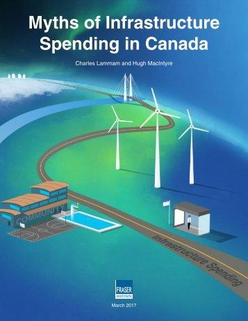 Spending in Canada
