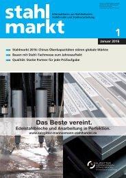 stahlmarkt 1.2016 (Januar)