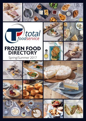 Frozen Food Directory SS 2017