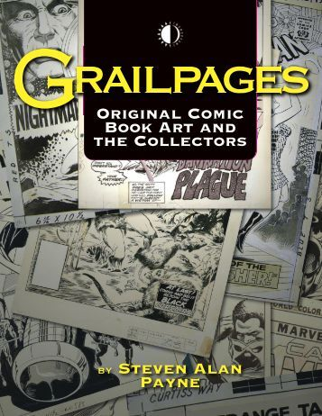 Original Comic Book Art And The Collectors - TwoMorrows