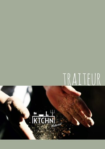 KTCHN CATALOGUE 2017