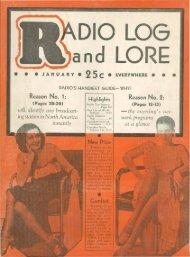 Image To PDF Conversion Tools - American Radio History
