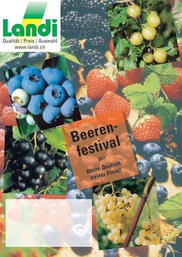 Beeren- festival