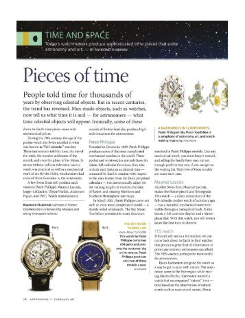 PDF of this Review - YES Watch