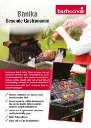 Gesunde Gastronomie Banika - Gartenallerlei.de