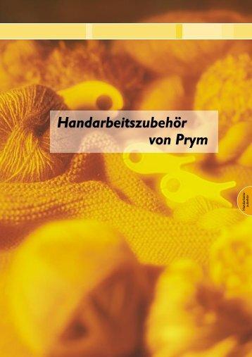 Handarbeitszubehör von Prym - Woll-Bachmann