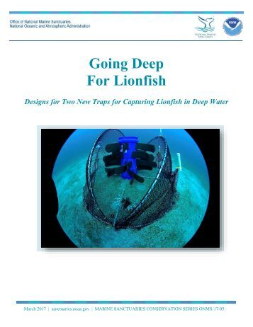 Going Deep For Lionfish