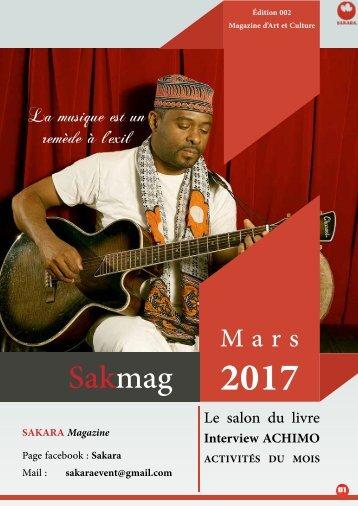 SakMag édition 002