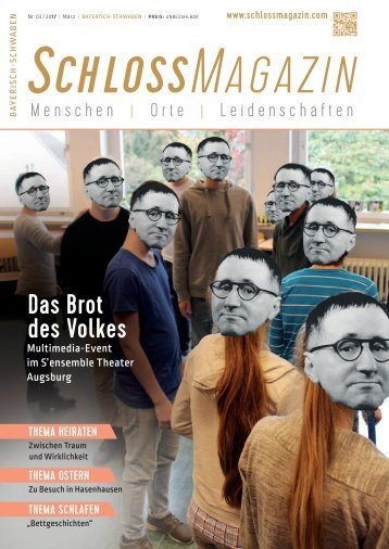 SchlossMagazin Bayerisch-Schwaben März 2017