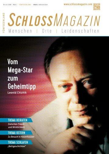 SchlossMagazin Fünfseenland März 2017