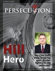 March 2017 Persecution Magazine