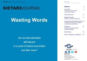 Wasting Words