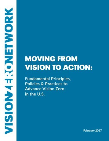 MOVING FROM VISION TO ACTION