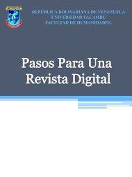 Pautas revista digital psicologia organizacional