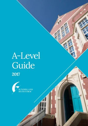 A-Level Guide