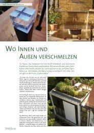 TASPO Garten Design Ausgabe 05/2009 - Gartentektur