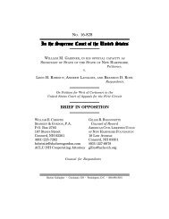 In the United States Court of Federal Claims