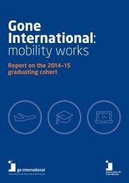 Gone International mobility works