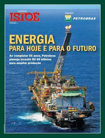 55 Anos -Petróleo-Petrobras